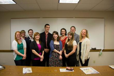 PRSSA 2013-2014 New Electees